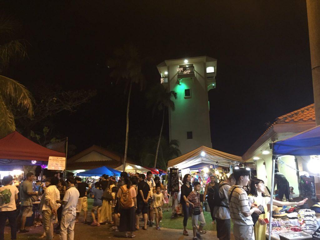 關島查莫洛夜市增加為一周兩次囉!