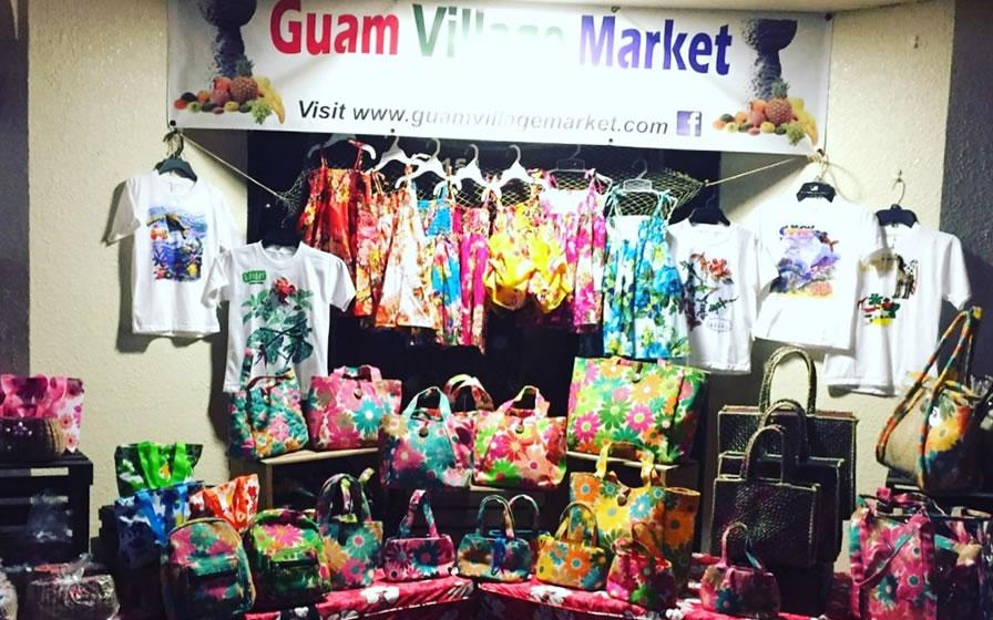 グアムで大人気チャモロビレッジナイトマーケット