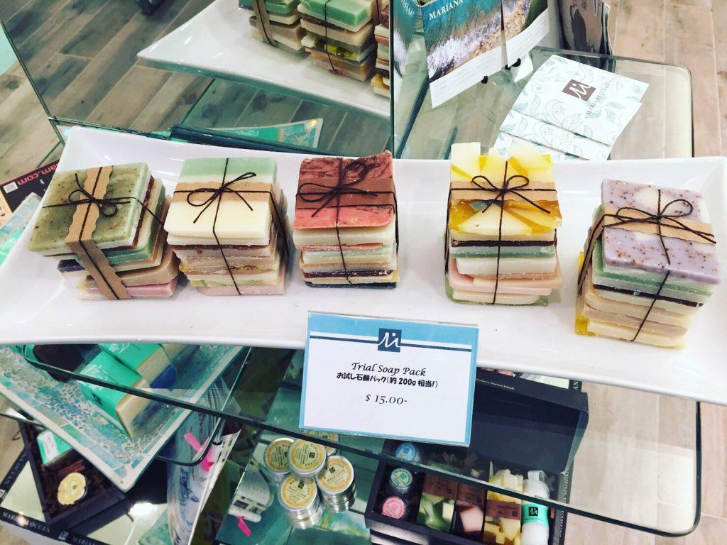 關島紀念品-專屬手工肥皂