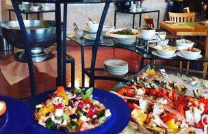 グアムのイタリア料理店プレゴ