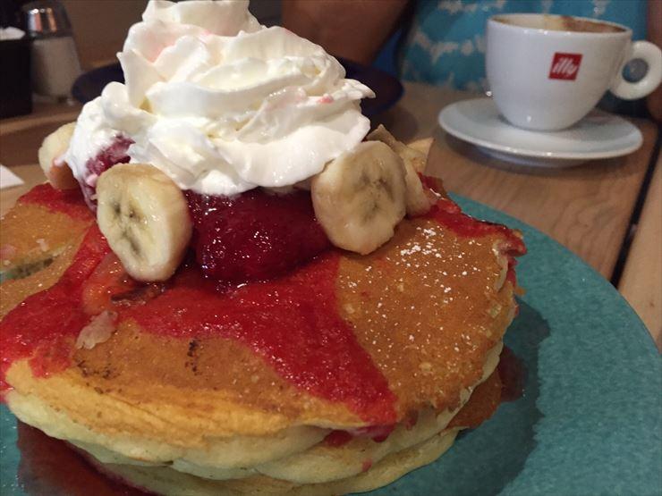 グアムのパンケーキアイホップ2号店(IHOP)