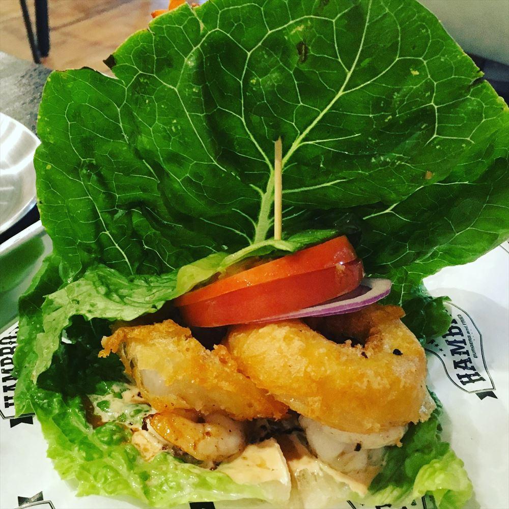 杜夢灣最新話題漢堡店