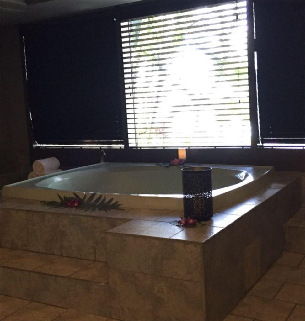 アウトリガー・グアム・ビーチ・リゾートのナヴァサナ・スパ