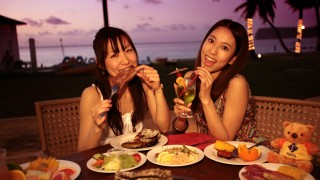 關島悅泰飯店BBQ晚餐秀