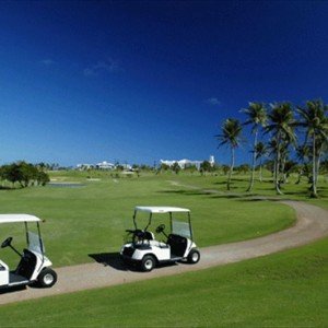 Starts Guam Golf Resort