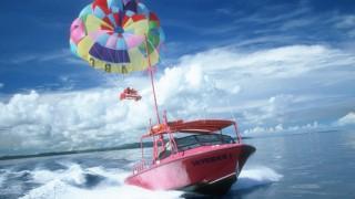 拖曳傘 ABC海灘俱樂部