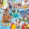 基本的行程套裝「海灘休閒活動」ABC海灘俱樂部