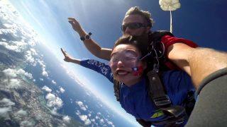 關島高空跳傘 SkydiveGuam