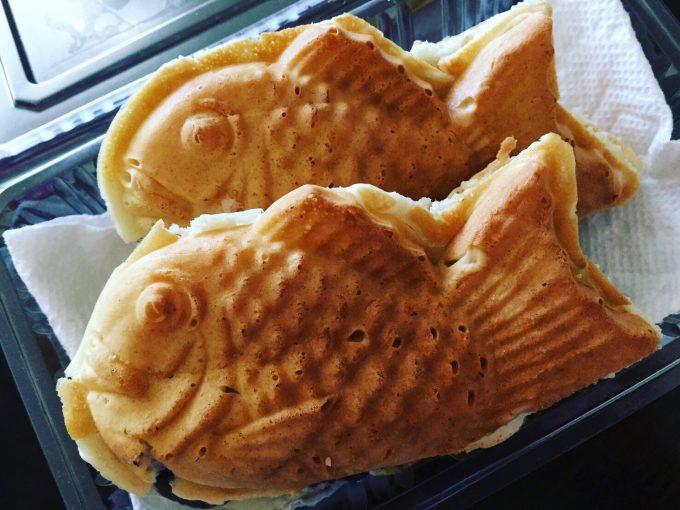 關島irie 鯛魚燒