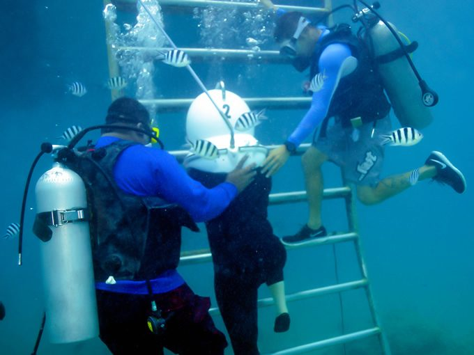 海底漫步 關島行程旅遊渡假攻略