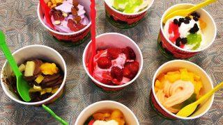 關島話題優格冰淇淋「Tutti Frutti」