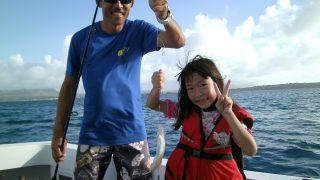 關島出海釣魚、浮潛!