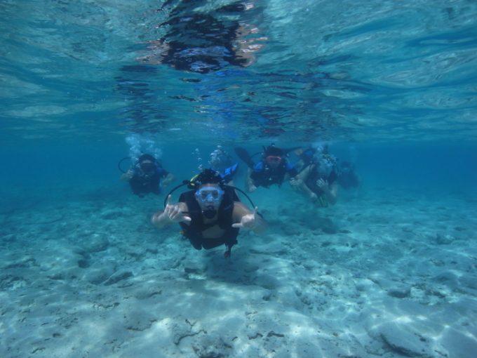 體驗潛水方案