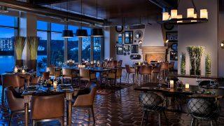 關島杜西塔尼渡假飯店的阿爾弗雷多.托斯卡納牛排餐廳