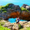 生態徒步探險之旅+天然洞窟浮潛